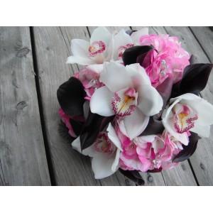 Bouquet glamoureux