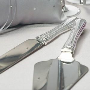 Ensemble de couteau et spatule