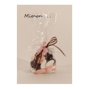 Sachets décoratif de bonbons