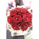 La rose romantique