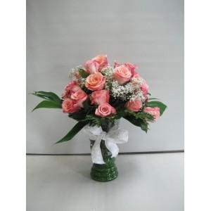 Surprise de roses!